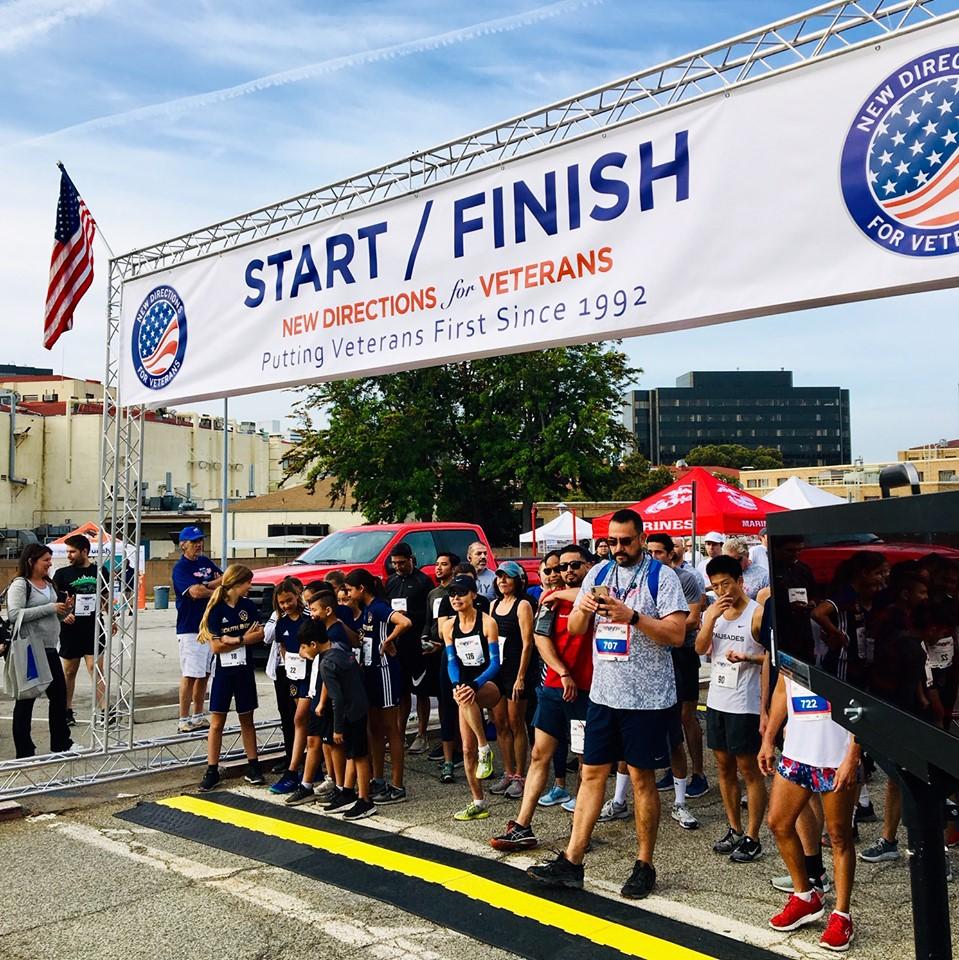CAVSA Member Hosts Annual 5K Run | California Association of